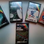 Sinclair ZX Spectrum játékkazetták