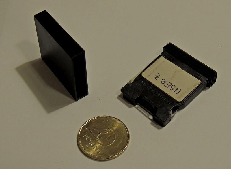 Microdrive tape cartridge