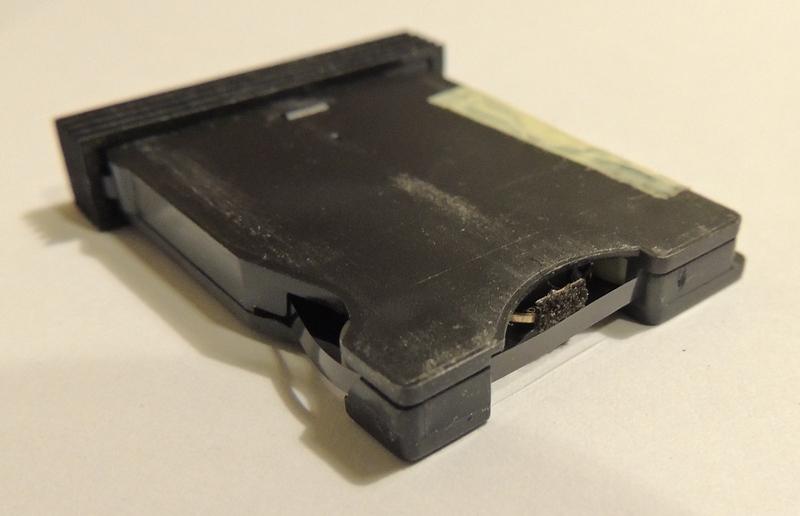 Microdrive tape