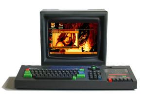 Amstrad CPC 464 + SymbOS