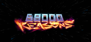 68000 reasons amiga demo logo pillanatkép