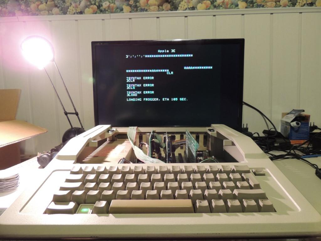 Apple II2 szintaxis problémák