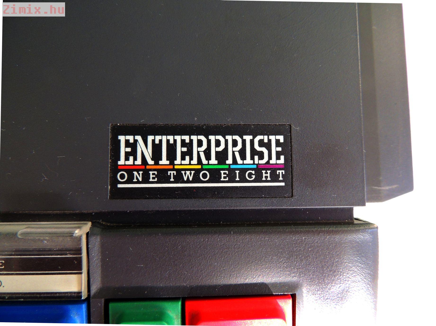 Enterprise 128 label