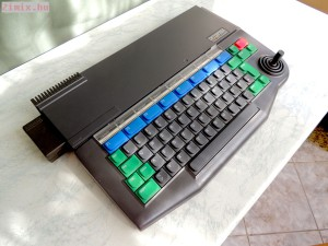 Enterprise 128 with German keyboard