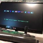 Enterprise 128 close up