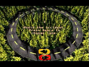 Mad Crash Racing