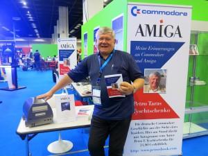 Petro Tyschtschenko és az Amiga Walker