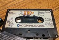IK+ Commodore 64 kazetta