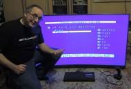 Panasonic TX-65CR730E és ZX Spectrum+ 2A 128K