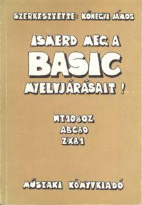 Ismerd meg a BASIC nyelvjárásait HT1080Z, ABC80, ZX81