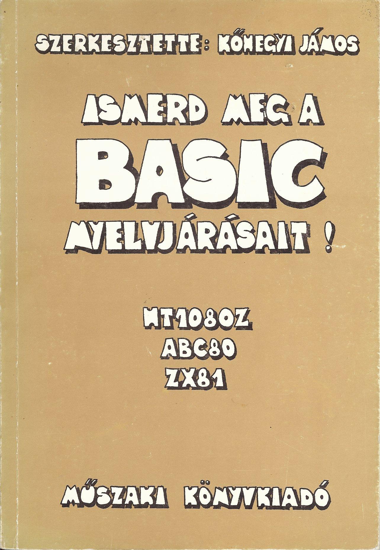 Ismerd meg a BASIC nyelvjárásait (3)
