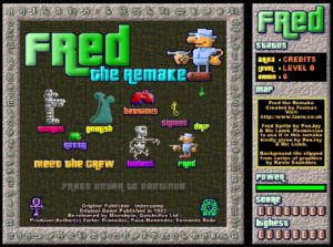 Fred Remake by Fozman