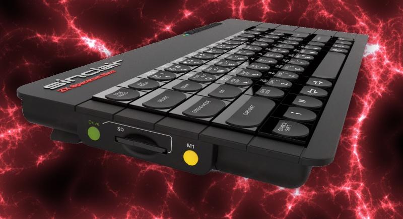 ZX Spectrum Next turbó