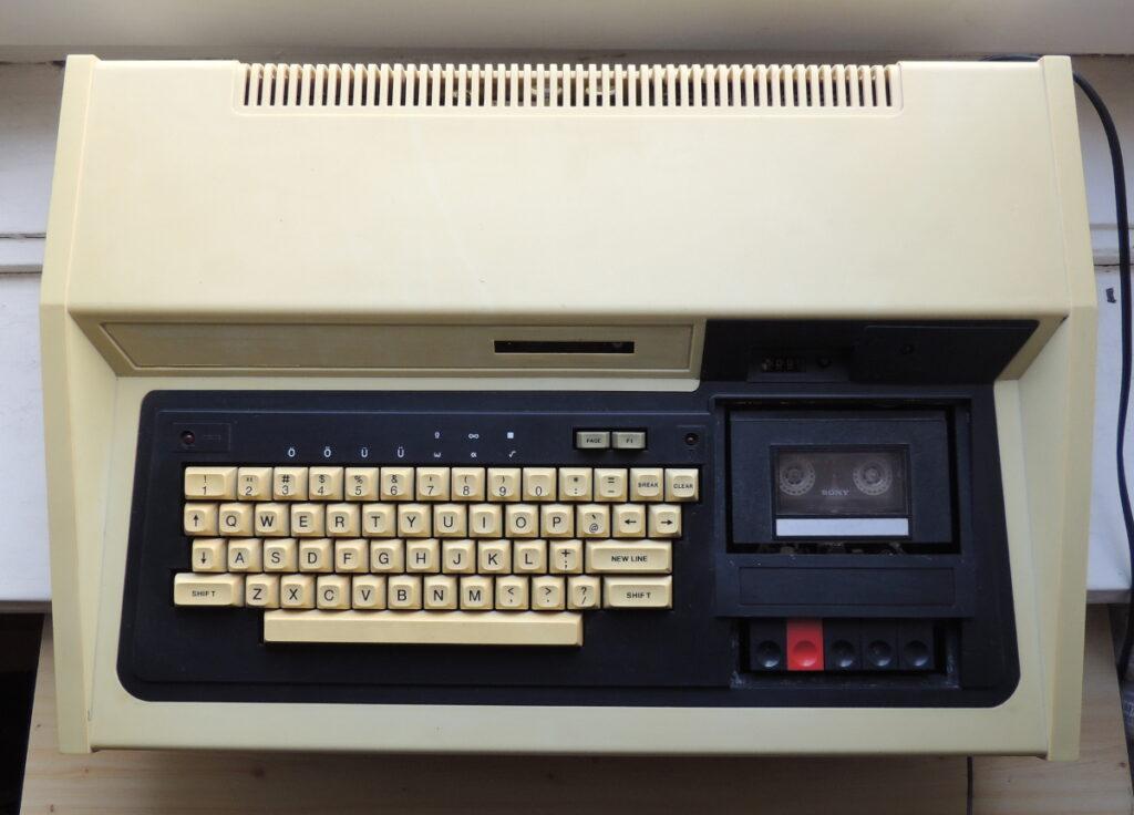 HT1080Z 64K clone of TRS-80 Model 1