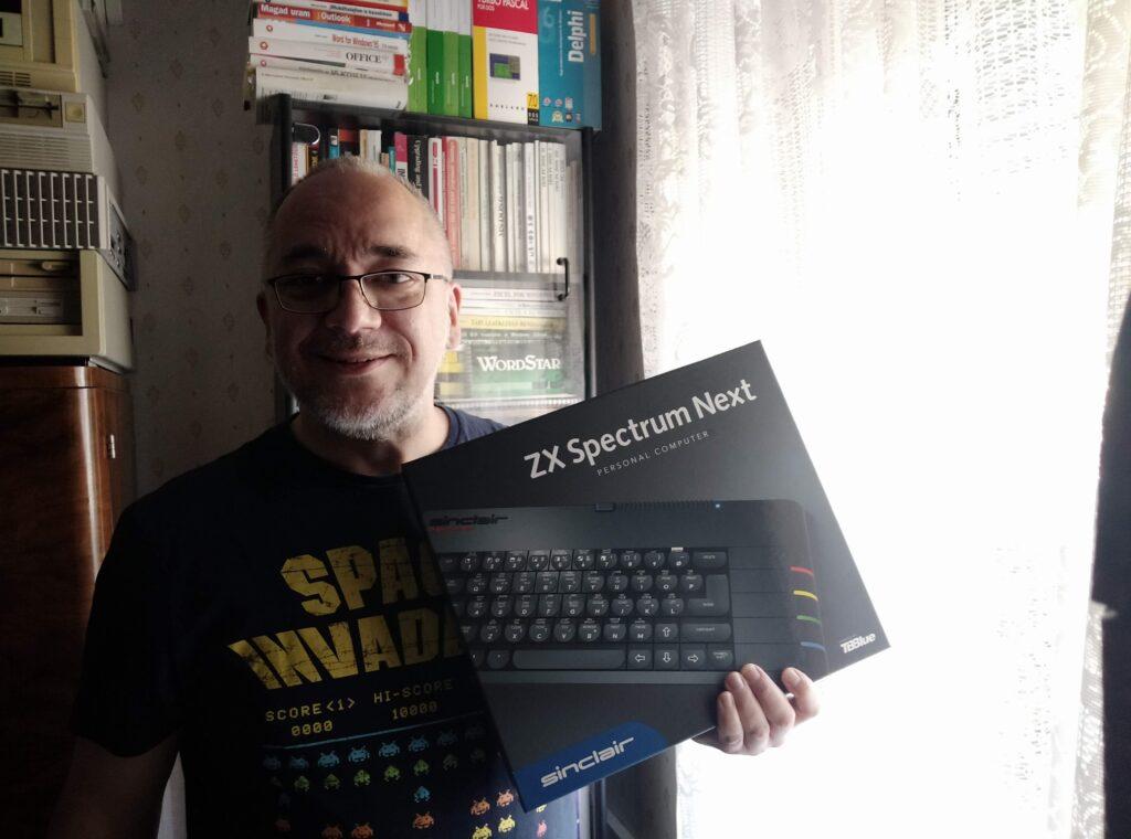 Zimi ZX Spectrum Nexttel