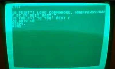 I love Commodore