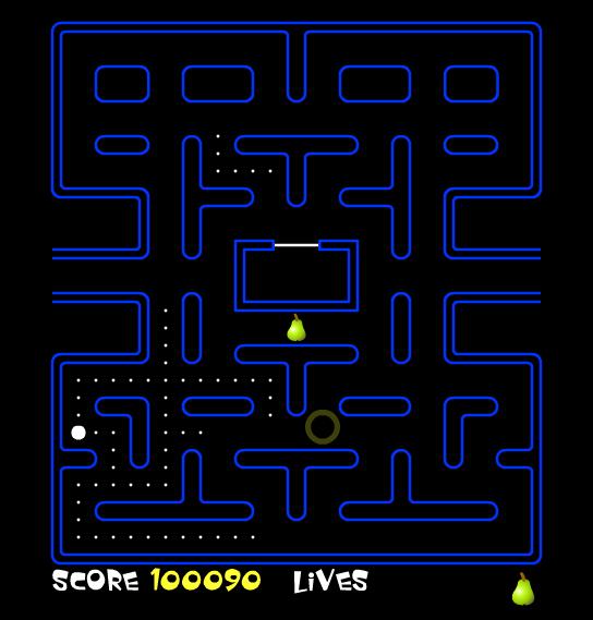Zimi Pacman rekordja.
