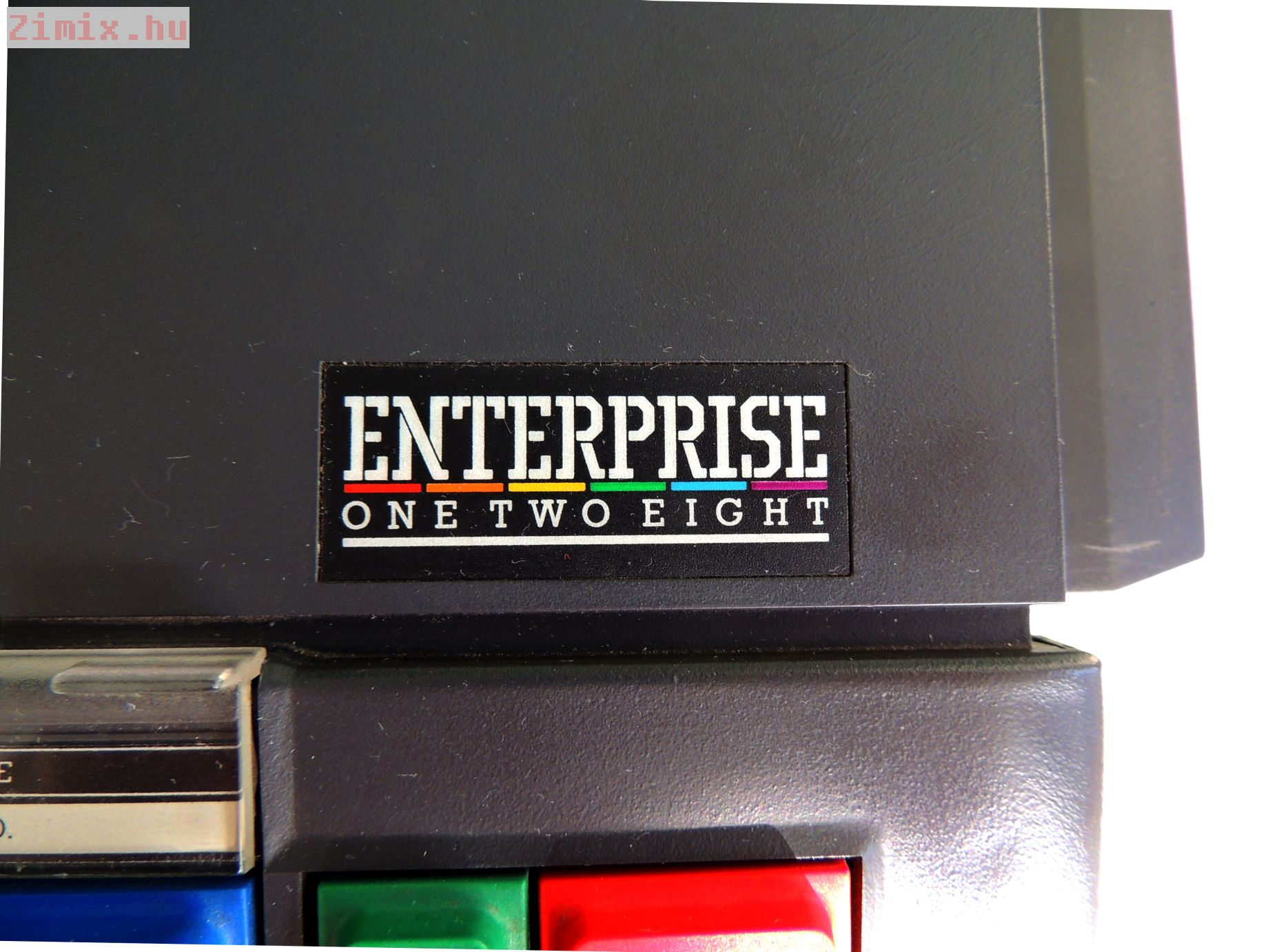 Enterprise 128 label