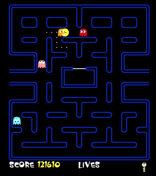 Zimi Pac-Man rekordja