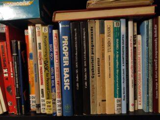 Retro IT books