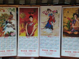 Feng Lai kínai naptárak