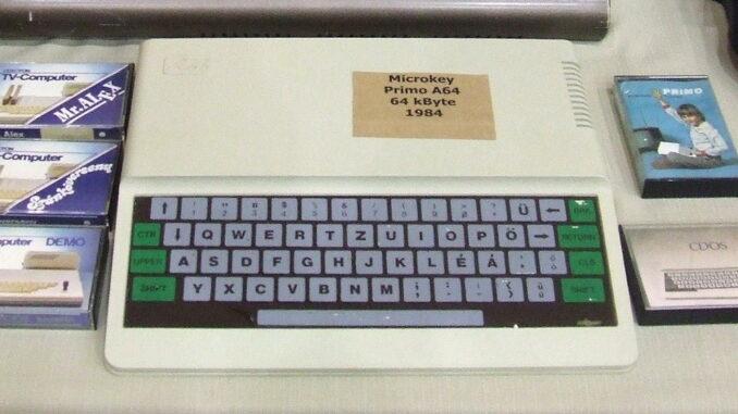Microkey Primo A64